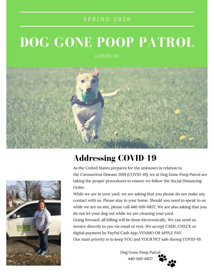 spring 2020 letter concerning covid image
